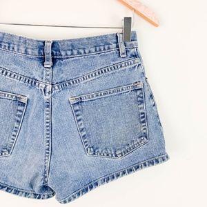 GAP Shorts - Vintage Gap High Rise Shorts 6 Denim Medium Wash